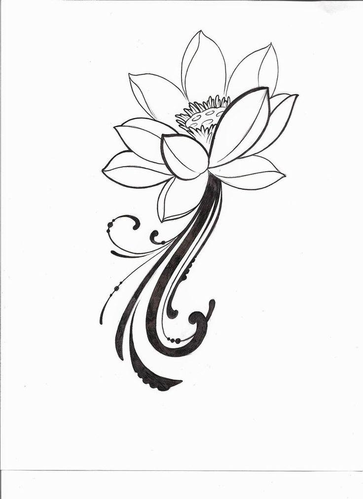 46 best lotus tattoo images on pinterest lotus flower tattoos lotus flowers and tattoo ideas. Black Bedroom Furniture Sets. Home Design Ideas