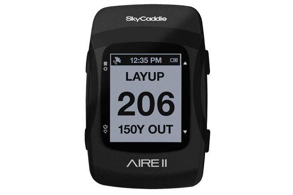 Alerte sur Bons Plans golf - GPS de golf SkyCaddie AIRE II  à 129€ au lieu de 169€ ! (Cliquez sur le lien pour en savoir +)
