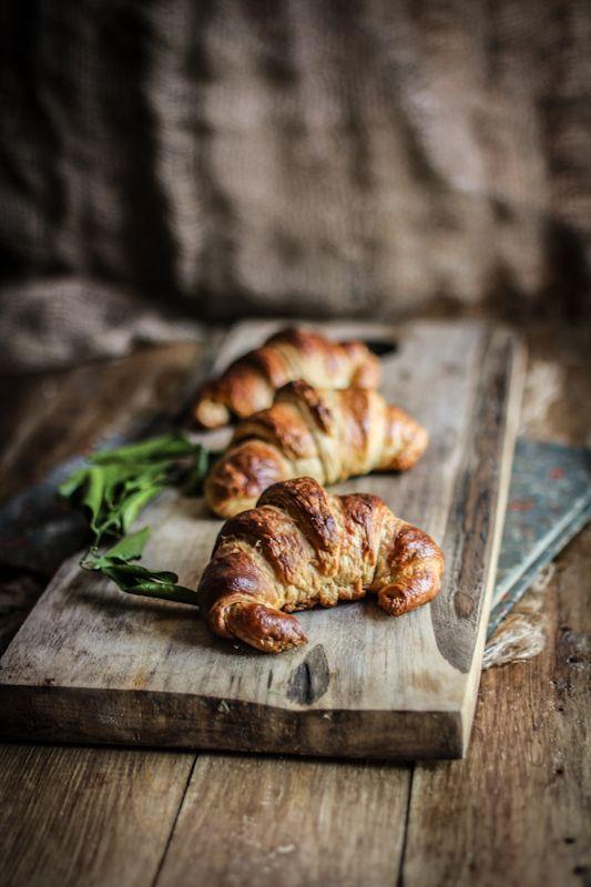 Croissants: Three Ways