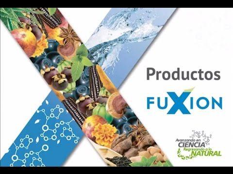 Catalogo Virtual Bebidas Linea FuXion Prolife