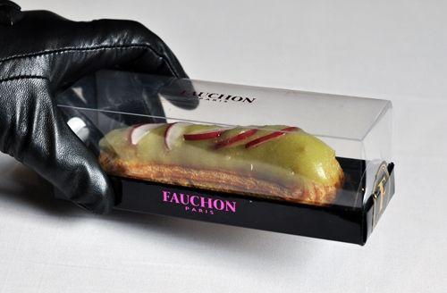 Fauchon Cake Box.