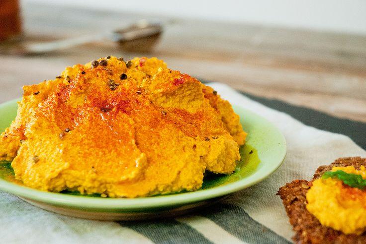 Lalakitchen Paté de Zanahoria Anacardos=castañas de cajú