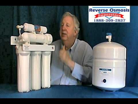 Choosing Which Reverse Osmosis System   Reverse Osmosis DANGER: FAKE FILTERS