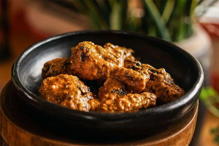 Kuku paka - poulet kenyan au lait de coco