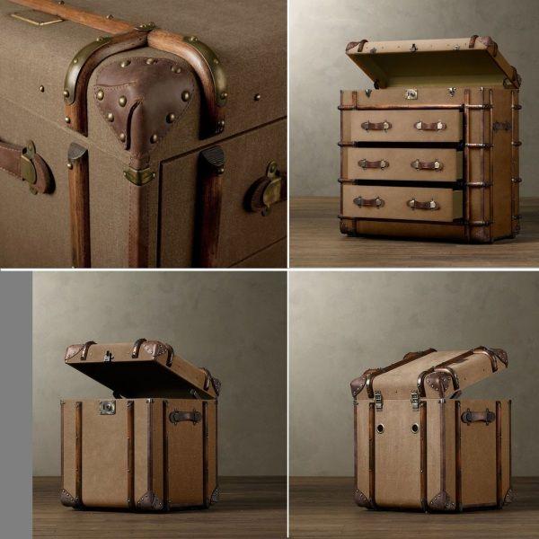 Exceptional Vintage Furniture And Decorative Accessories From Restoration Hardware,  Retro Furniture Design