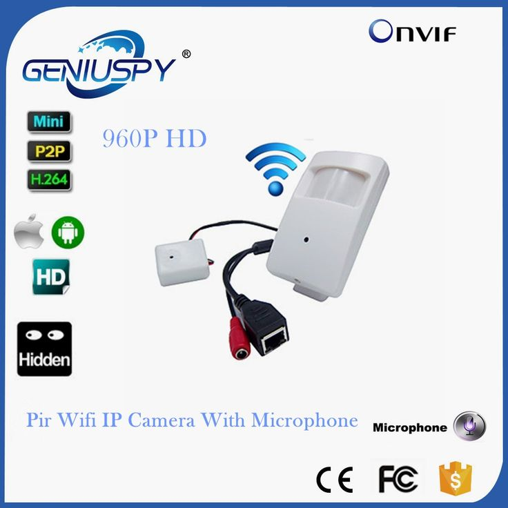 (59.98$)  Watch now  - WIFI Mini IP Camera With WIFI Port Covert Camera Motion Detector HD 960P PIR Wireless IP Camera P2P Function Security CAMERA