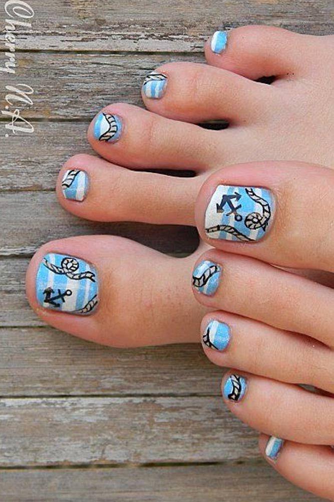 unique pretty toes ideas