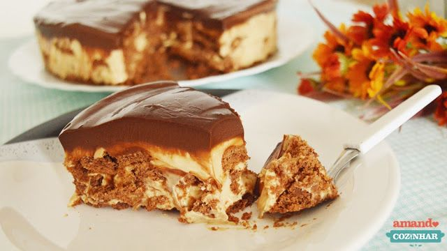 Chocotorta: Torta cremosa de doce de leite e chocolate