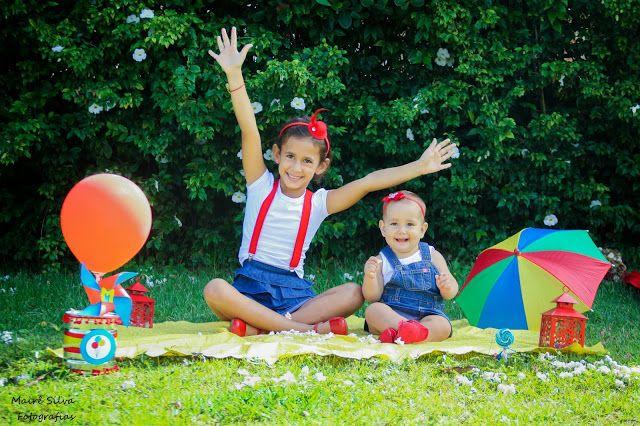 Mairê Silva FOTOGRAFIA: Ensaio externo / Pré aniversário / Book Infantil /...