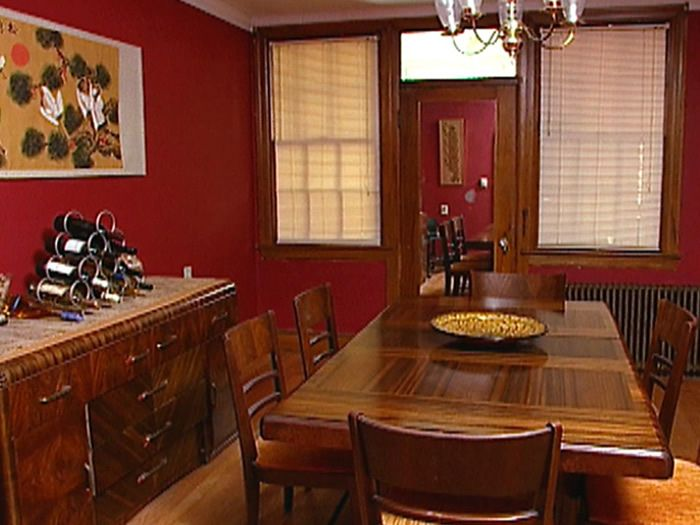 Dining Room Colors With Oak Trim Destroybmx Com