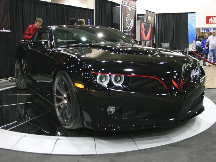 2014 Pontiac Trans Am: January 2013