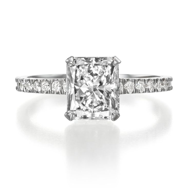 Buy an exclusive range of diamonds at Australia's best online jewellery store named Luminus Diamond. We use the latest technology to craft the premium diamonds for our customers. If you want to buy diamonds for radiant cut diamond engagement rings, then visit our store now.  #diamonds #jewelry #fashion #shopping #radian_cut_diamond_ring
