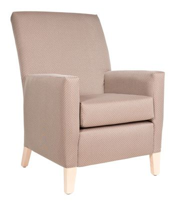 Aged care furniture for Nursing Homes by @healthcraftaust - this is 'Studio' (High Back). We are an approved supplier to major aged care providers throughout Australia including Queensland State Government facilities. #healthcraftvisualiser #agedcare #loungechair #loungeroomfurniture #armchair