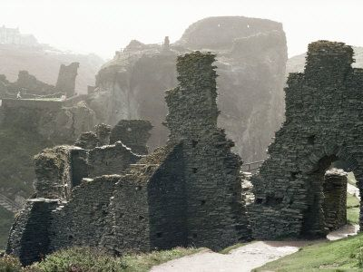King Arthur's Cornwall, Tintagel, Cornwall