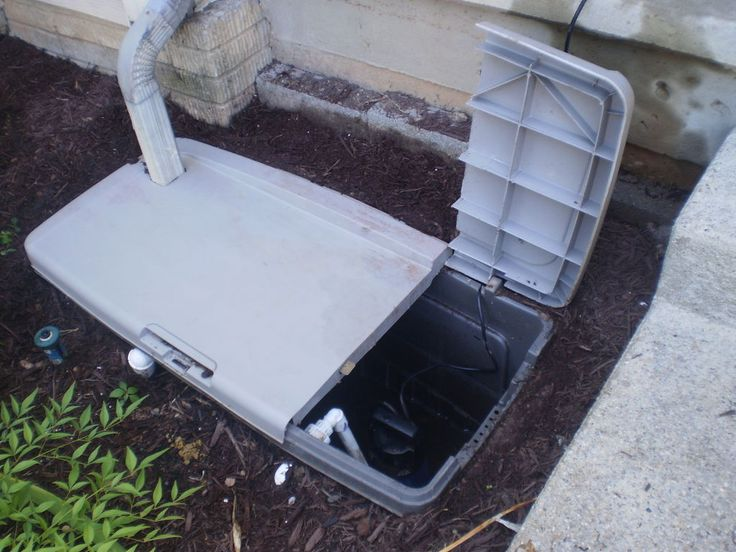 how to build a cistern system