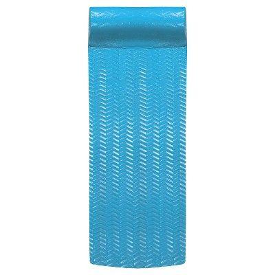 Poolmaster Soft Tropic Comfort Mattress - Aqua (Blue) Marine