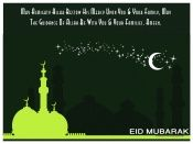 Eid Wallpaper 2011 Free Download wallpapers