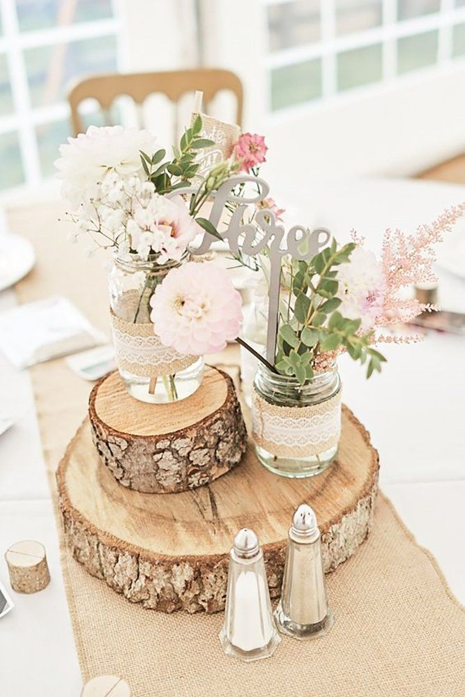 36 Ideas Of Budget Rustic Wedding Decorations Wedding Forward Rustic Wedding Centerpieces Barn Wedding Decorations Rustic Wedding Decor
