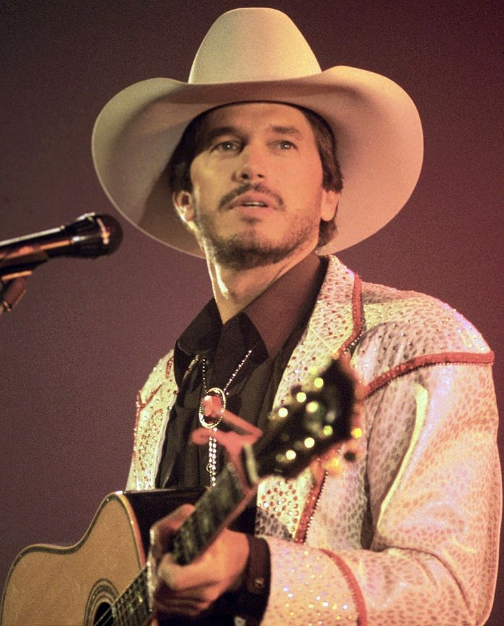 George Strait in Pure Country