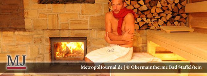 """(STE) Sauna-Diplom """"Fit durch die kalte Jahreszeit - http://metropoljournal.de/metropol_report/gesundheit_medizin/ste-sauna-diplom-fit-durch-die-kalte-jahreszeit/"""
