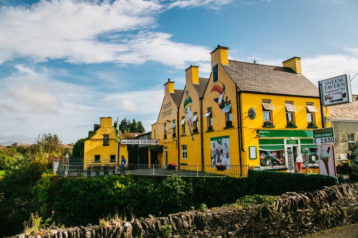 4 Hiker friendly towns in Ireland #walking #hiking #outdoors #adventure #travel #ireland