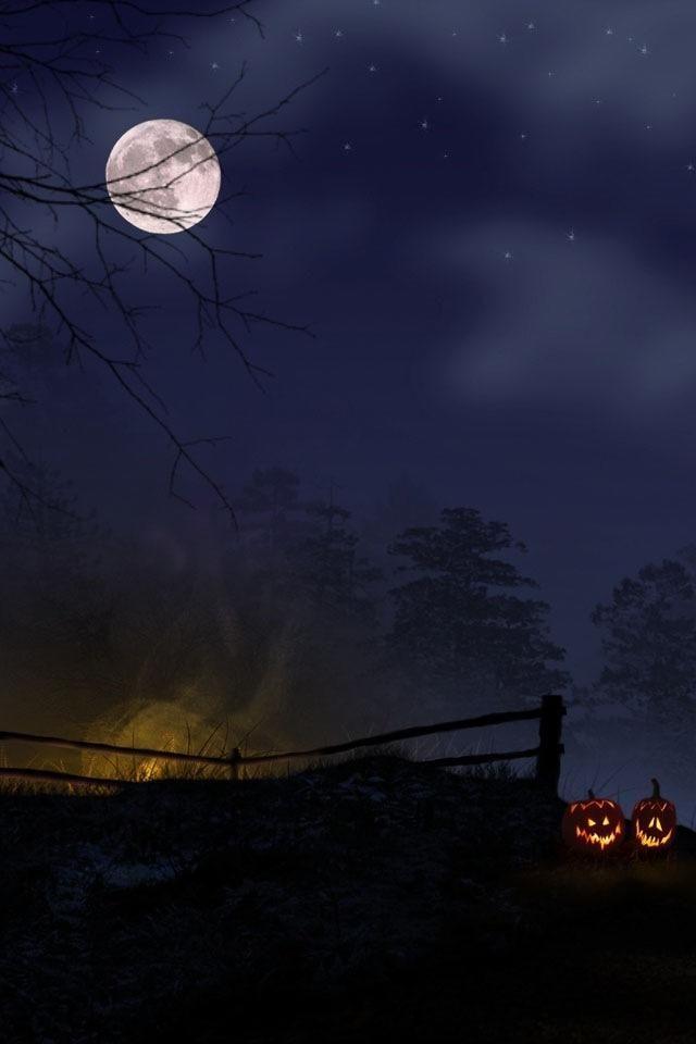 Halloween campfire?