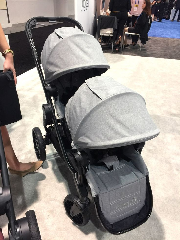 city-select-lux double stroller