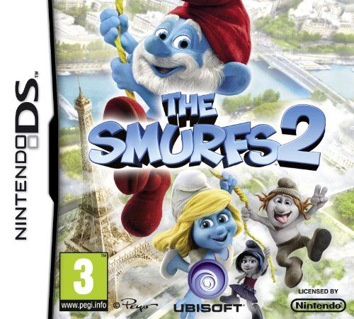 From 2.00:The Smurfs 2 (nintendo Ds)