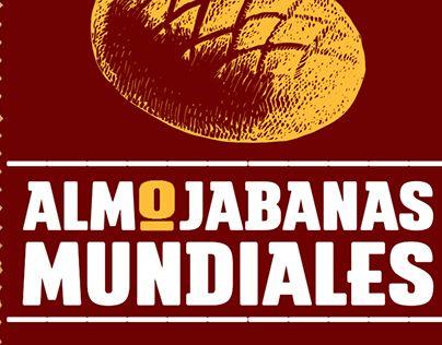 "Check out new work on my @Behance portfolio: ""Almojabanas mundiales"" http://on.be.net/1Kw7ogJ"