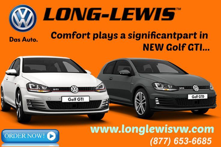 New volkswagen cars at Long-Lewis Volkswagen