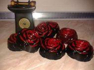 Τριαντάφυλλο σαπούνι γλυκερίνης