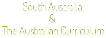 A comparative analysis of the implementation of the Australian Curriculum in South Australia.