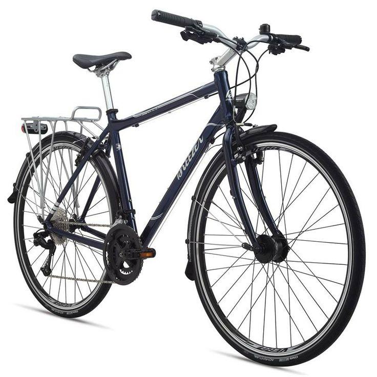 breezer greenway elite trekking bike is lightweight and. Black Bedroom Furniture Sets. Home Design Ideas