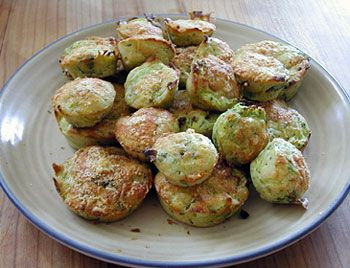 Zuccini Basil Muffins. Love savoury muffins.
