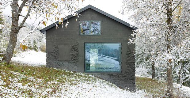 savioz house - Cerca con Google