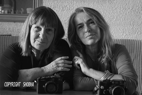 Letizia Battaglia e Shobha  Un'ispirazione continua