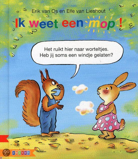 bol.com | Ik weet een mop!, Erik van Os & Elle van Lieshout | 9789048718788 | Boeken...