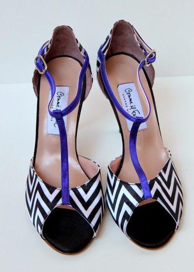 Comme Il Faut Tango Shoes New York