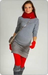 Зимние куртки и пальто для беременных