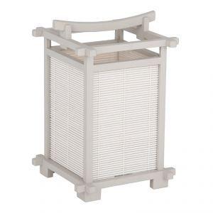 Japanese Style Box Table Lamp