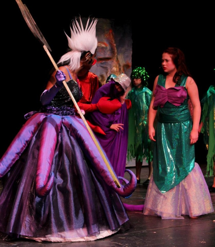 Northwest School Of The Arts - Northwest School of the Arts Ursula | The Little Mermaid | Pinterest