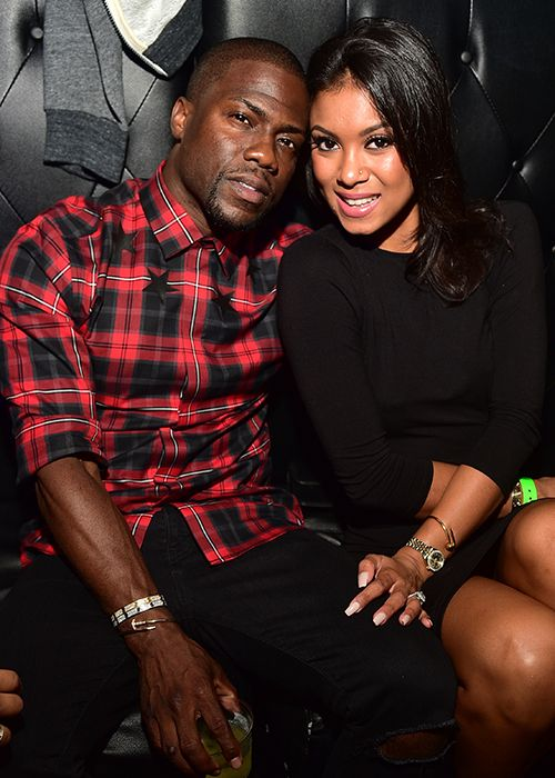 Brides: Kevin Hart and Eniko Parrish Are Married! See Their Stunning Wedding…