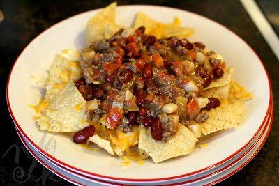 Mexican nacho
