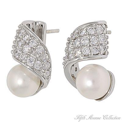 Bridal Earrings - go to http://www.fifthavenuecollection.com/public/en-au/acentofanti    click on Jewellary