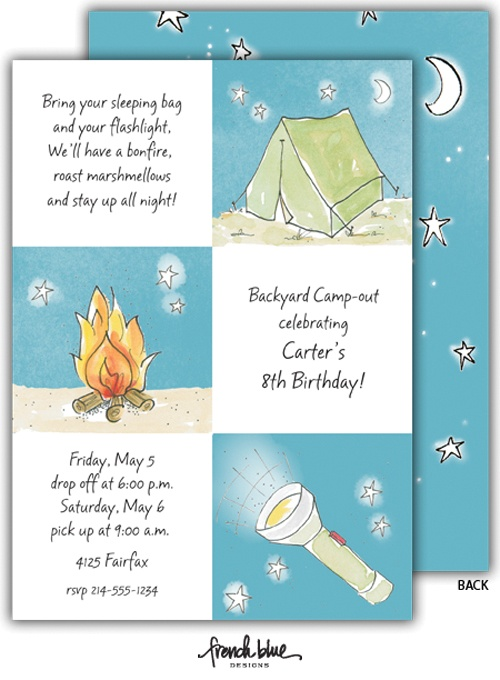 1000 Images About Camp Invite On Pinterest Birthday