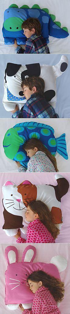 Almohadas muy originales