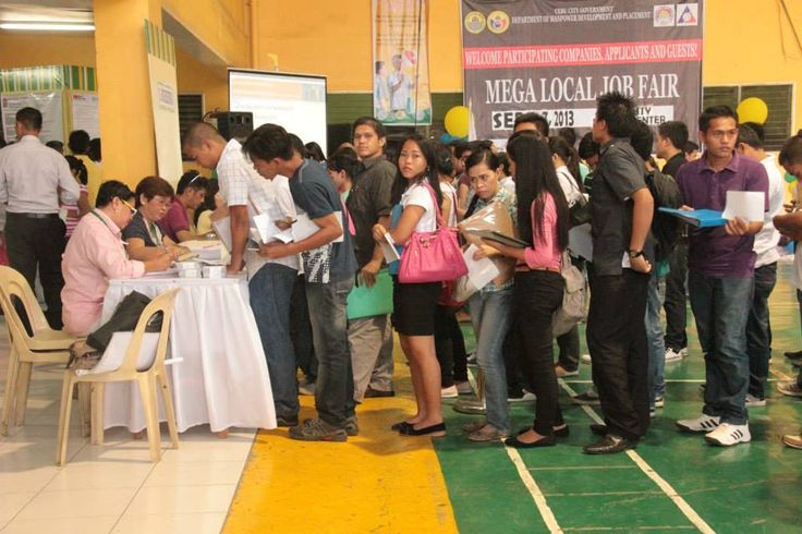 Cebu City Govt through Department of Manpower Development and Placement (DMDP) and DOLE 7 will conduct its 65th Mega Jobs Fair at Cebu City Sports Center