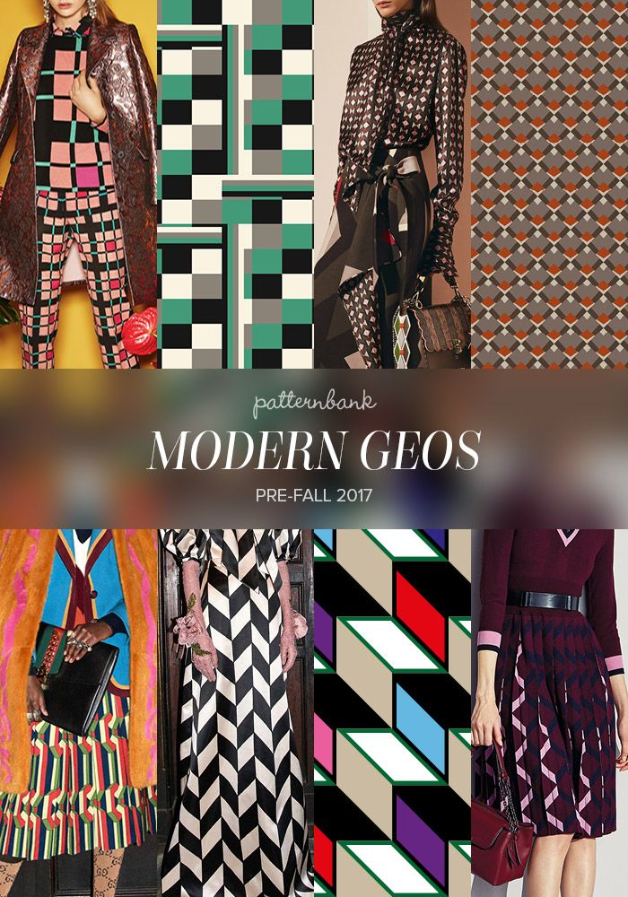 Etro / Chunky Geo by Shara Mays / Fendi / Geometric – 2 by Line Dubois / Gucci / Gucci / Graphic Vector Pattern by Yordanka Poleganova / Bottega Veneta
