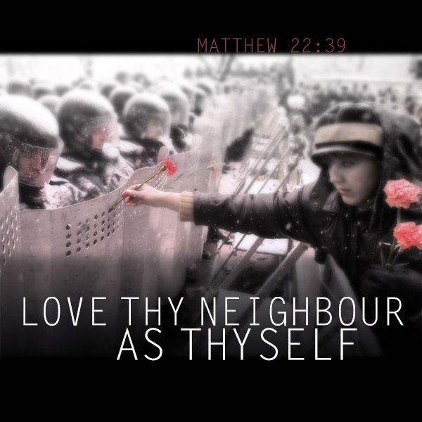 Mormon Rules: Love Thy Neighbor