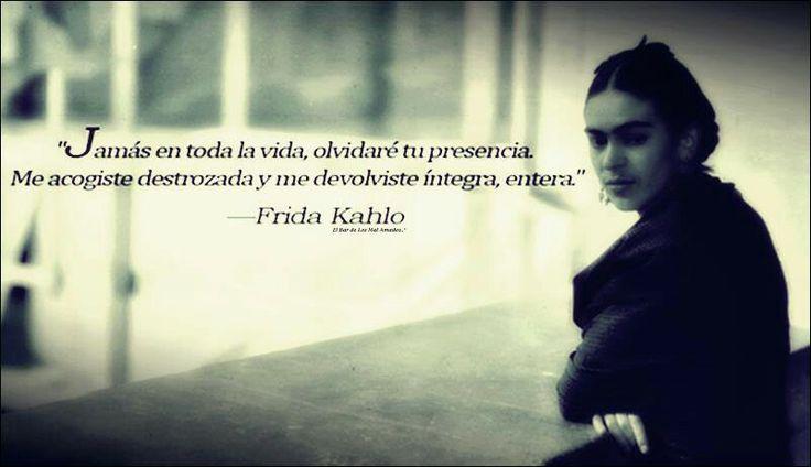 Mi Frida Kahlo.